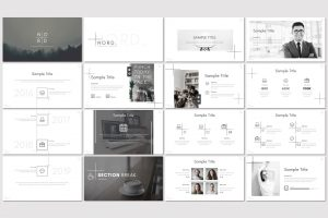 Nord – Multi-purpose PowerPoint Template