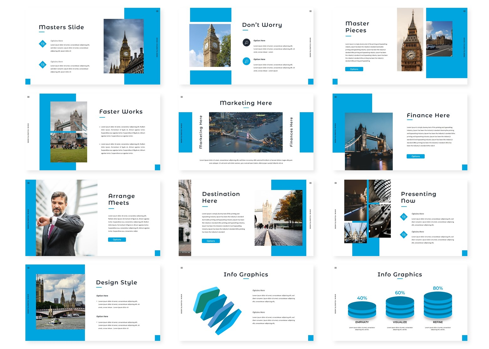 Landa – PowerPoint Template (2)