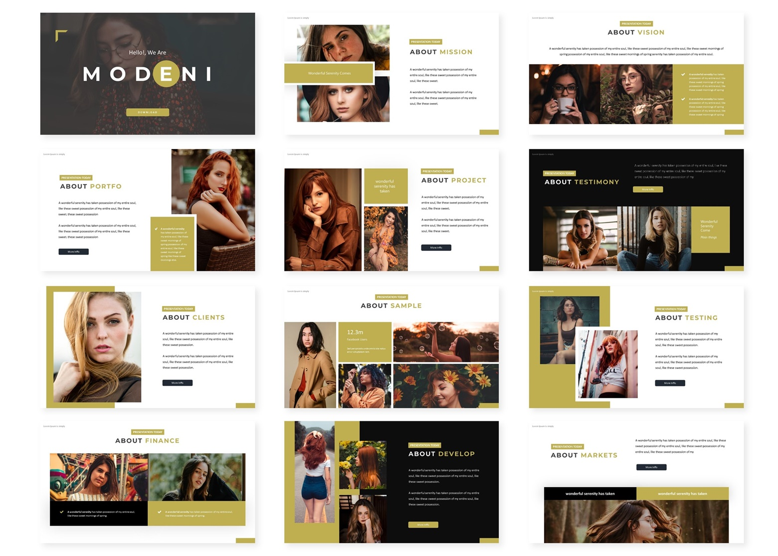 Modeni PowerPoint Template (1)