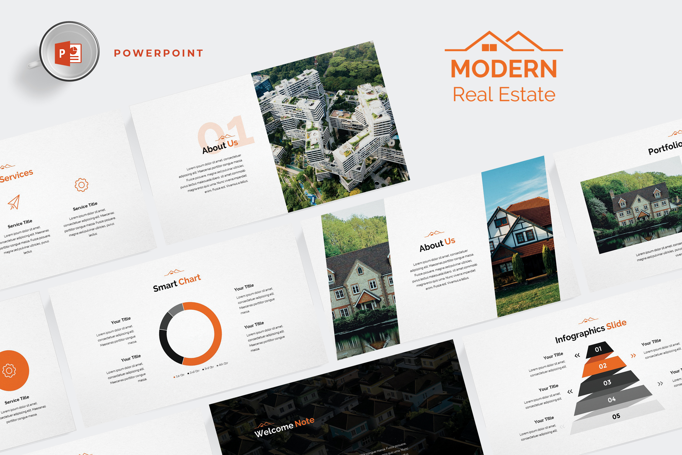 Modern Powerpoint Preview