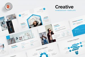 Multi-purpose Creative PowerPoint Template