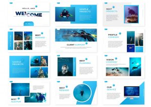 Divient - Multi-purpose PowerPoint Template