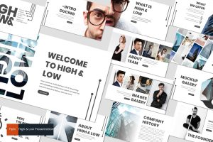 High & Low – PowerPoint Presentation
