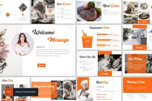 Eatery - Multi-purpose PowerPoint Template