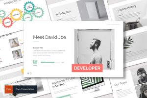 Eden – Clean PowerPoint Template
