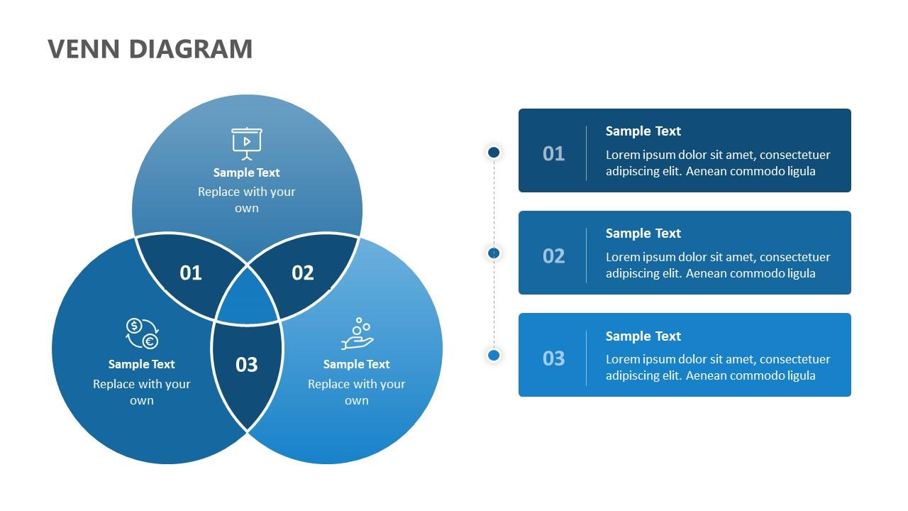 Venn Diagram for PowerPoint