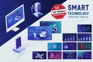 Smart Tech PowerPoint Template