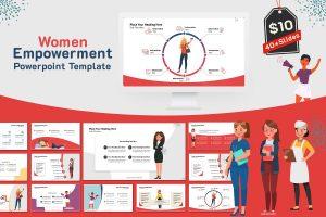 Women Empowerment PowerPoint Template