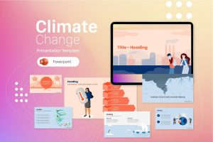 Climate Change PowerPoint Template