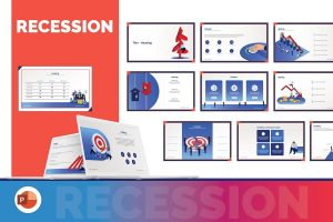 Recession PowerPoint Template